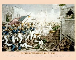 Monterey - July 7th 1846
